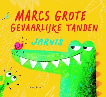 Marcs grote gevaarlijke tanden