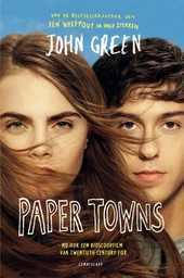 Paper towns : waar is Margo Roth Spiegelman?