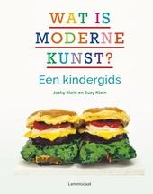 Wat is moderne kunst? : een kindergids