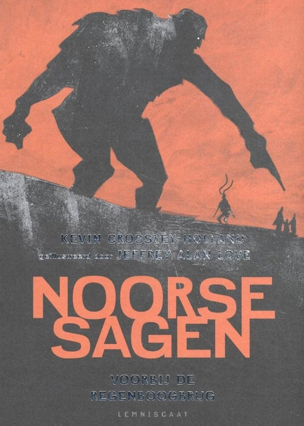 Noorse sagen : voorbij de regenboogbrug