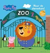 Peppa naar de dierentuin