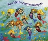 Tien kleine zeemeerminnen : een schitterend telboek