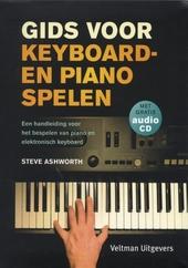 Gids voor keyboard- en pianospelen