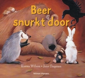 Beer snurkt door