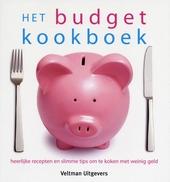 Het budgetkookboek : heerlijke recepten en slimme tips om te koken met weinig geld