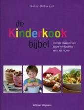 De kinderkookbijbel : heerlijke recepten voor koken met kinderen van 5 tot 12 jaar