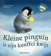Kleine pinguïn is zijn knuffel kwijt
