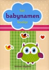 Het babynamen boekje