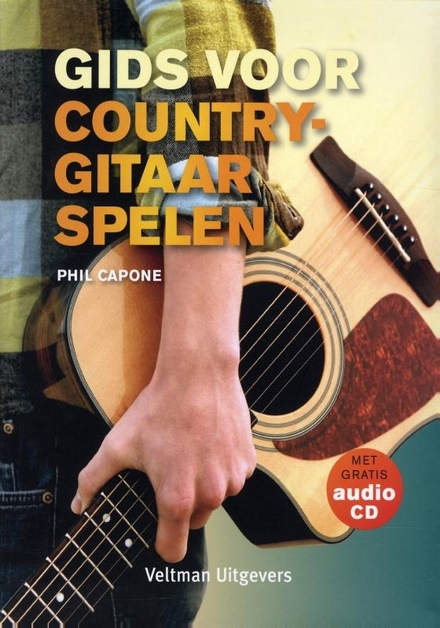 Gids voor countrygitaar spelen