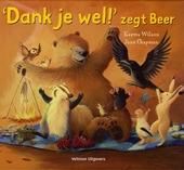 Dank je wel! zegt Beer