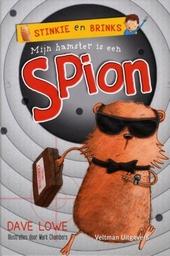 Mijn hamster is een spion