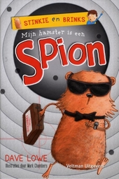 Mijn hamster is een spion