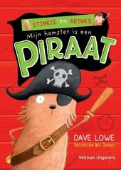 Mijn hamster is een piraat