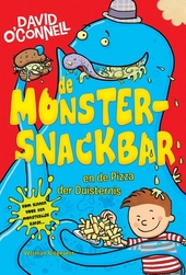 De monstersnackbar en de pizza der duisternis