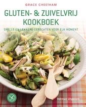 Gluten- & zuivelvrij kookboek : snelle en lekkere gerechten voor elk moment