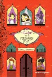 Violet en de verborgen schat