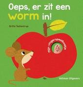 Oeps, er zit een worm in! : mijn vingerspeelboekje