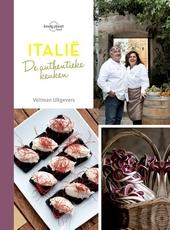 Italië : de authentieke keuken : authentieke recepten van mensen die ze het best kennen
