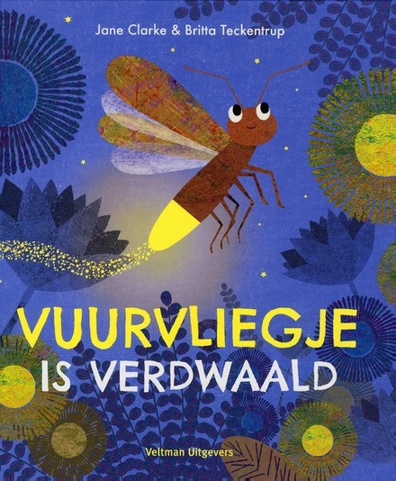 Vuurvliegje is verdwaald