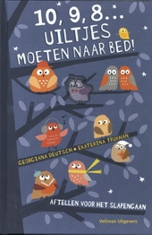 10, 9, 8... uiltjes moeten naar bed! : aftellen voor het slapengaan