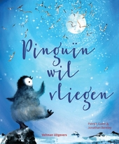 Pinguïn wil vliegen