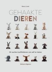 Gehaakte dieren : 50 zachte knuffeldieren om zelf te haken