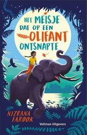 Het meisje dat op een olifant ontsnapte