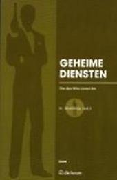 Geheime diensten : the spy who loved me : 5de congresboek : geheime diensten