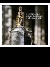 Geschiedenis van de Leuvense rechtsfaculteit
