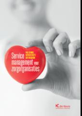 Service management voor zorgorganisaties