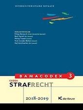 Codex strafrecht 2018-2019