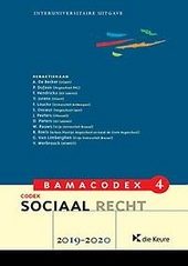 Codex sociaal recht 2019-2020