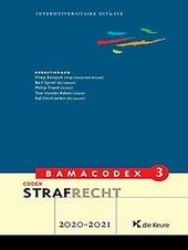 Codex strafrecht 2020-2021