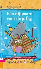 Een nijlpaard voor de juf