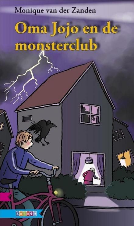 Oma Jojo en de monsterclub