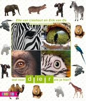 Wat voor dier zie je hier?