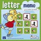 Lettermemo met de letters van de school : met de letters van de school
