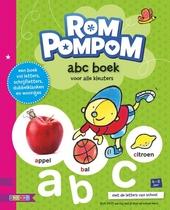 Rompompom abc-boek : voor alle kleuters
