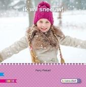Ik wil sneeuw !