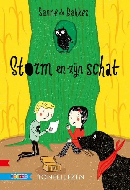 Storm en zijn schat
