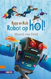Robot op hol!