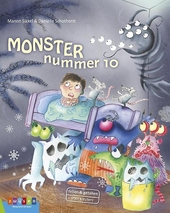 Monster nummer 10 : een griezelig telboek