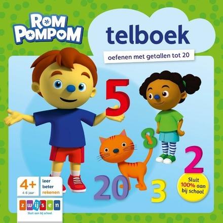 Telboek : oefenen met getallen tot 20