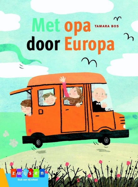 Met opa door Europa