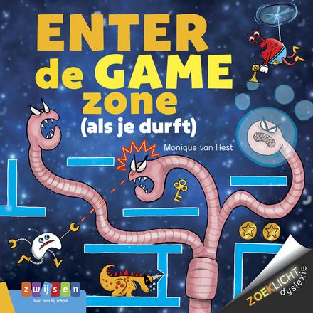Enter de game zone : (als je durft)