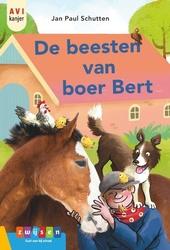 De beesten van boer Bert