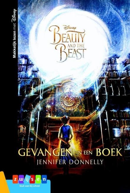 Beauty and the beast : gevangen in een boek