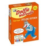 Dolfje Weerwolfje : kaartspel Spelling oefenen