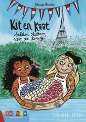 Kit en Kaat bakken stiekem voor de koning!