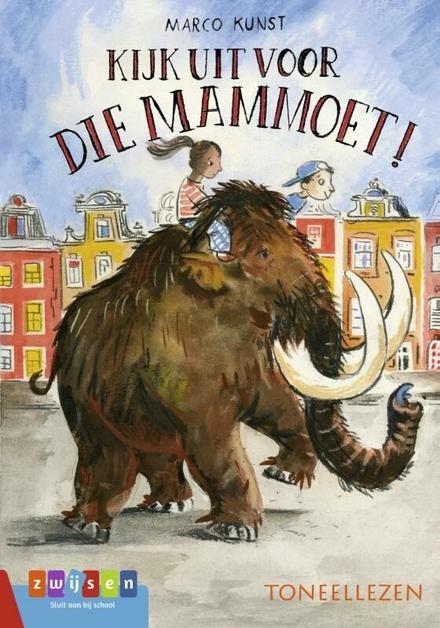 Kijk uit voor die mammoet!